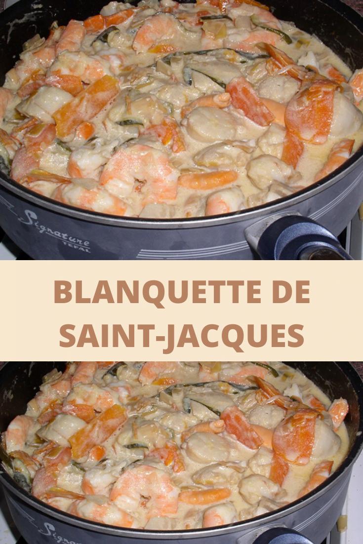 Blanquette de Saint-Jacques