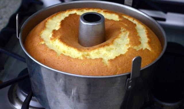 MEILLEUR CHIFFON CAKE AU CITRON AU MONDE