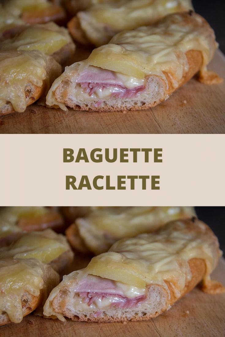 BAGUETTE RACLETTE