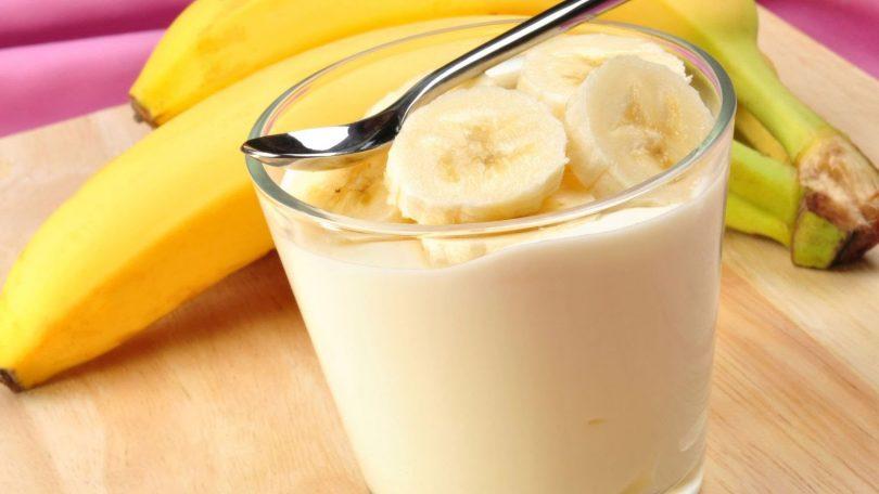 Glace à la banane maison