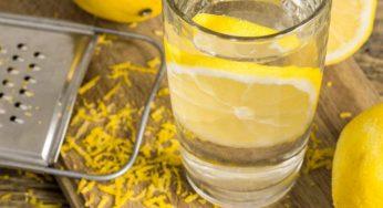 La plupart des gens ne connaissent pas la bonne façon de préparer l'eau au citron