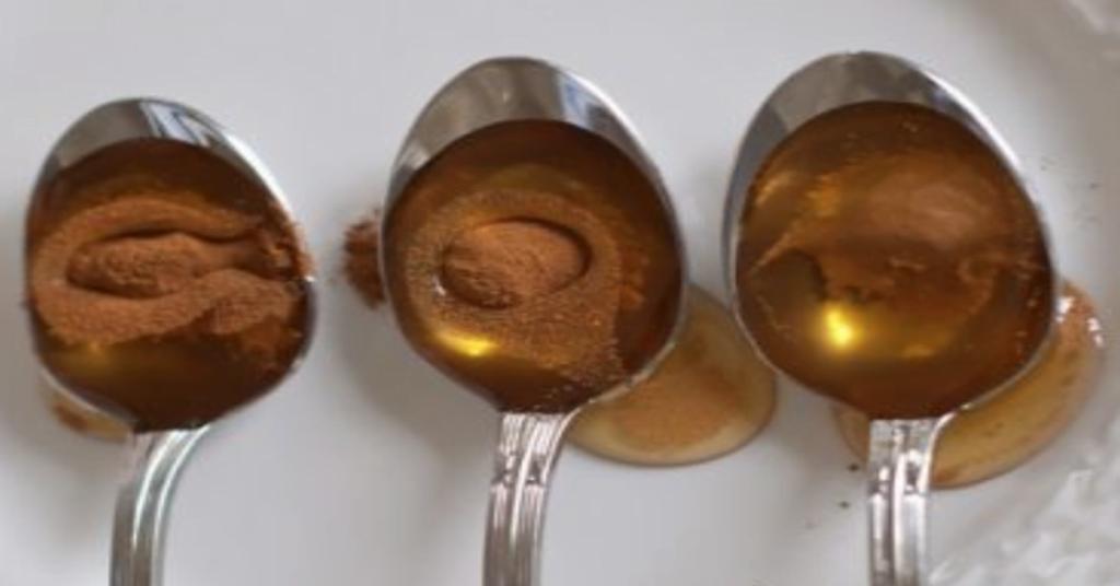 Le mélange miel – cannelle soigne tout ce qui ne va pas dans votre corps