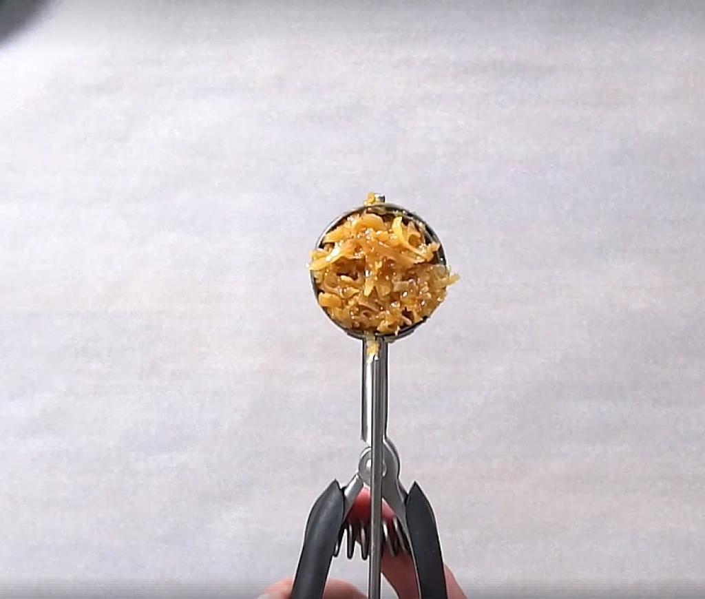Macarons sucrés-salés au caramel sans cuisson etape 3