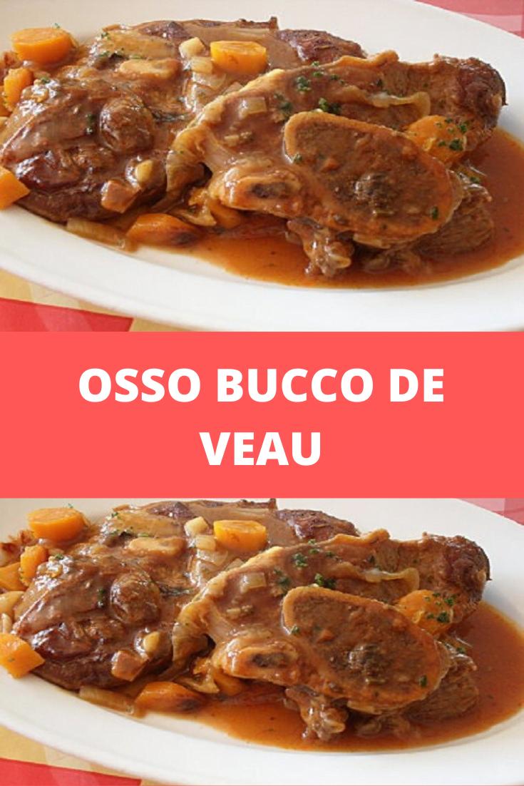 OSSO BUCCO DE VEAU