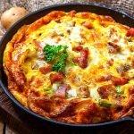 Omelette Savoyarde