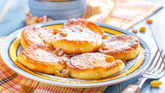 Pancake au Yaourt