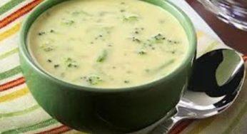 Une délicieuse soupe minceur au chou-fleur