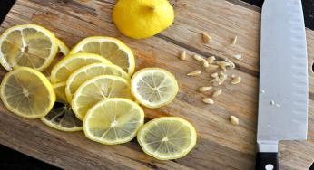 Voici comment vous débarrasser des parasites sans pesticides mais juste avec du citron