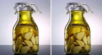 l'ail dans l'huile d'olive est l'antibiotique le plus puissant de votre maison