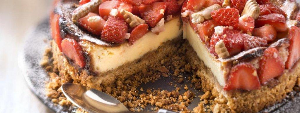Cheesecake au Véritable Petit Beurre LU
