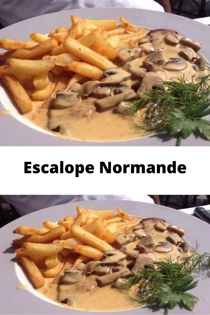 Escalope Normande