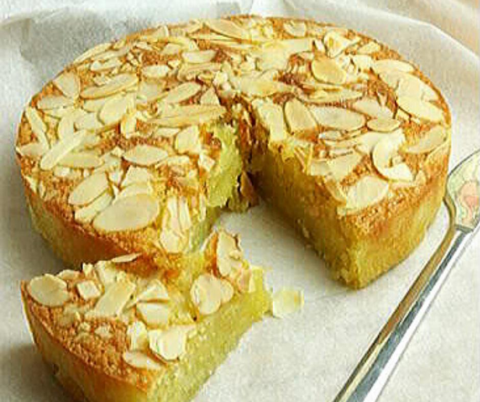 Gâteau amande noix de coco sans farine