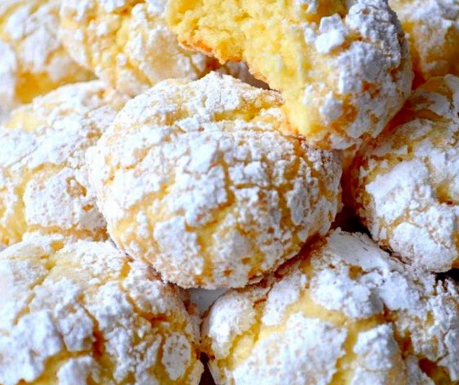 La recette des cookies au citron