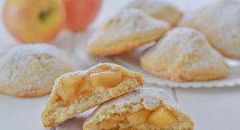 Biscuits farcis aux pommes rapides et faciles à préparer