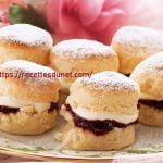 Recette de muffins au scone