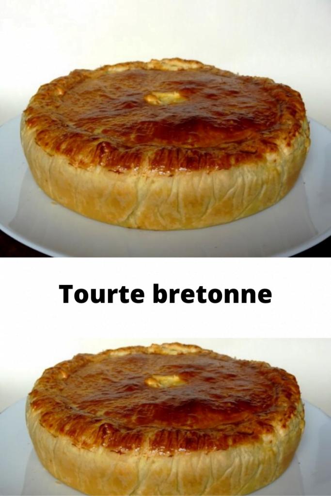 Tourte bretonne Un vrai goût de Bretagne