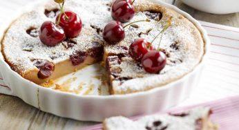 Clafoutis aux cerises Un Délicieux dessert aux fruits